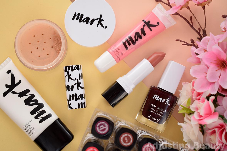 Overview of Avon Mark Brand (Mineral Powder, Lip Gloss