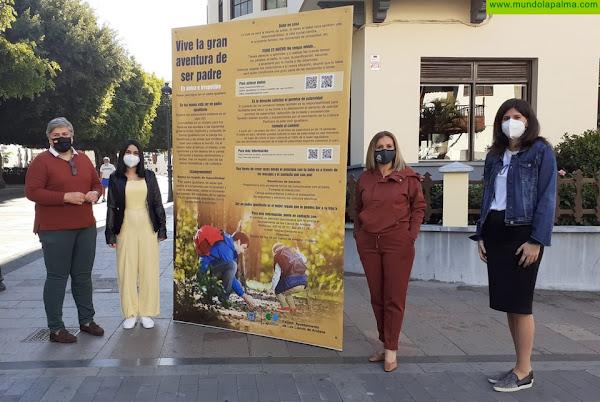 El Ayuntamiento de Los Llanos promueve la corresponsabilidad familiar compartida