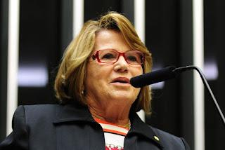 Nilda Gondim, suplente de Maranhão, assume titularidade do mandato no Senado