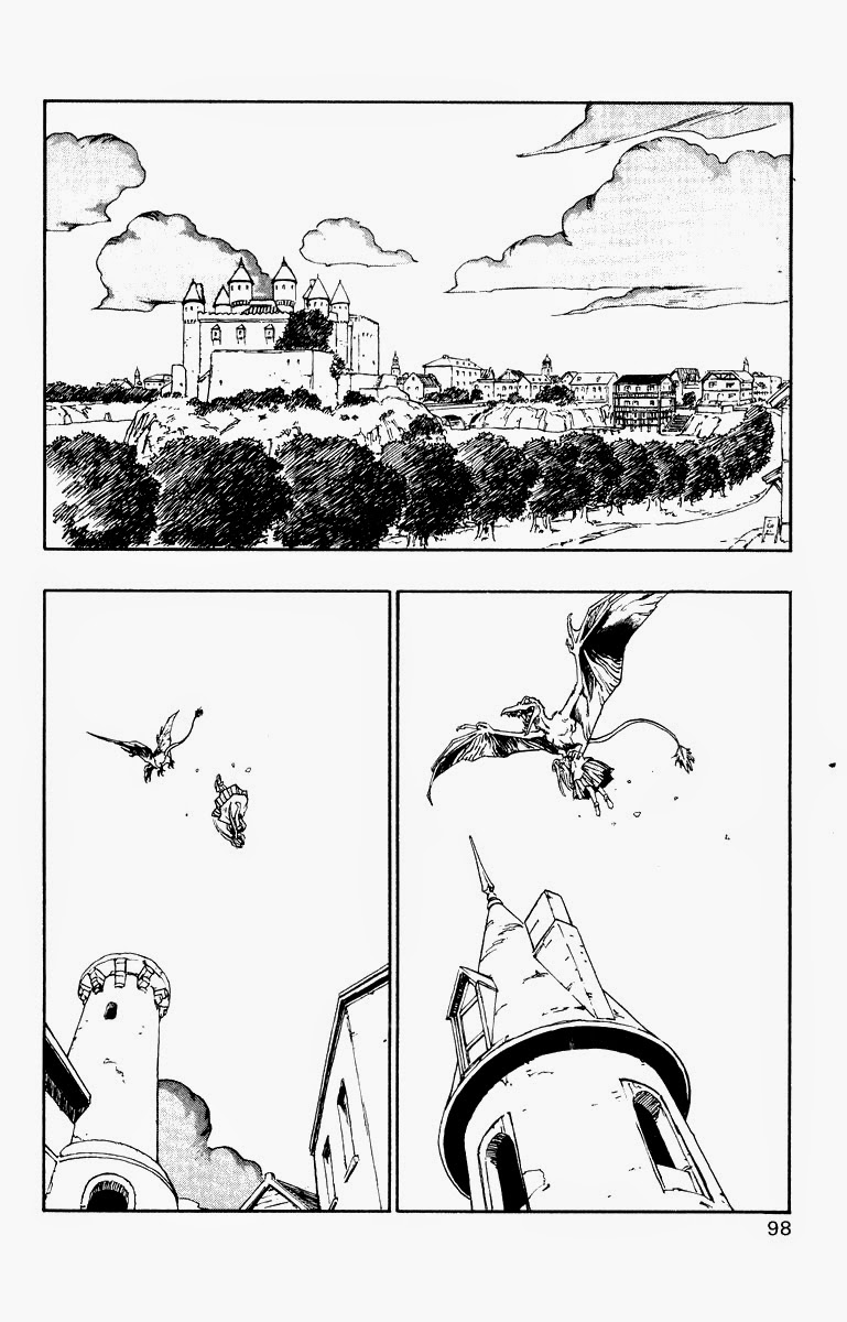 Dragon Quest: Emblem of Roto chapter 24 trang 39