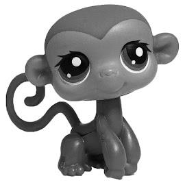 LPS Monkey V1 Pets