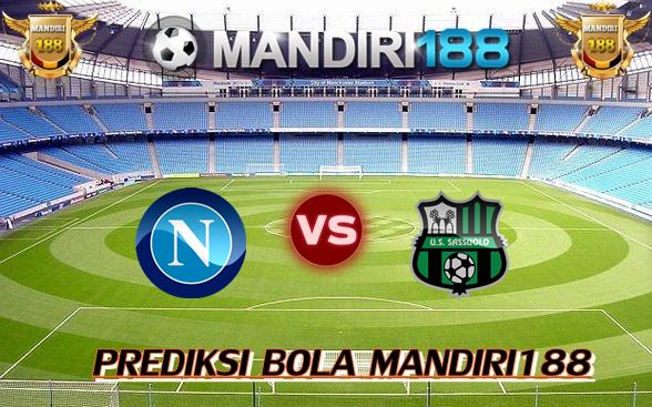 AGEN BOLA - Prediksi Napoli vs Sassuolo 29 Oktober 2017