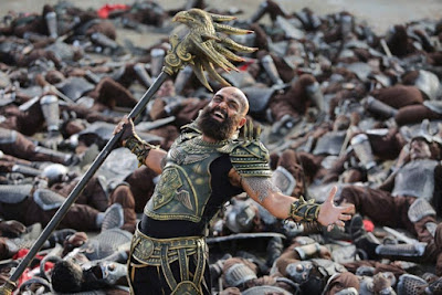 Actor Karthik in Kaashmora new Movie