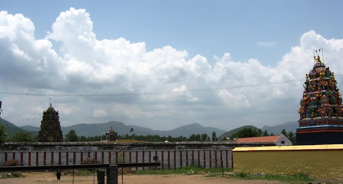 Aatkondeeswarar Temple Peddanaicken Palayam - History, Timings, Festivals & Address!