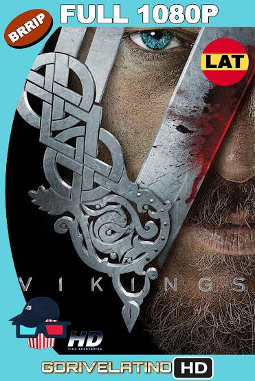 Vikingos (2013) Temporada 01-05 BRRip 1080p Latino-Ingles MKV