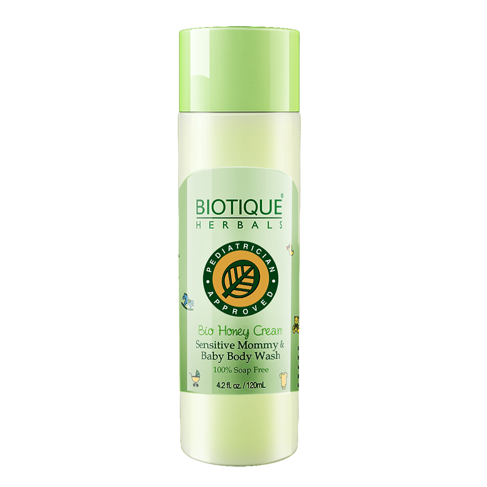 Get clean and gleaming skin with Biotique Advanced Ayurveda range of hair, skin and body care products.