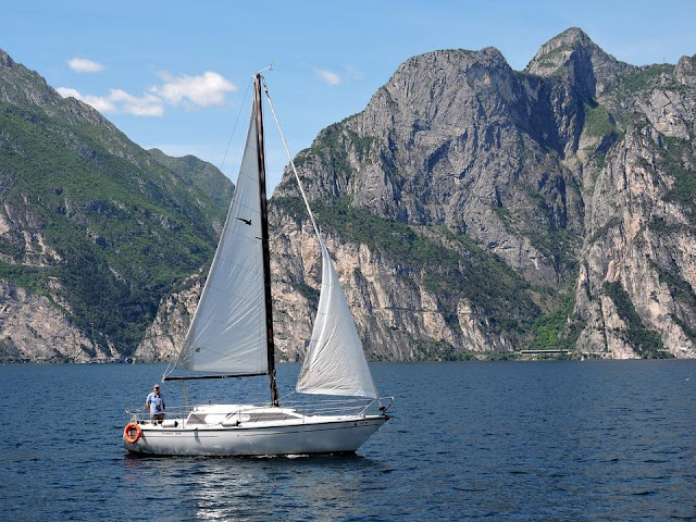 Rent a Sailing Boat