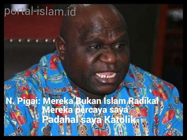 CATAT dan JANGAN NGEYEL!! Komnas HAM: TIDAK BENAR Mereka Kelompok Islam Radikal!!!
