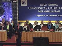 Jokowi Minta Mahasiswa Gerakkan Wirausaha