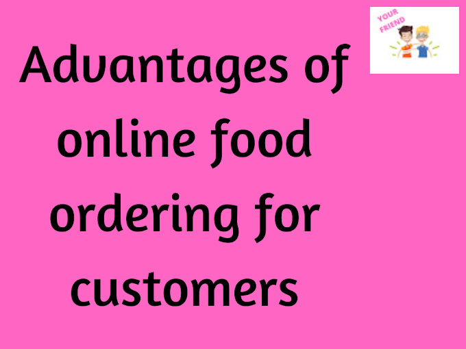 9 Benefits of Order something from Restaurant Online