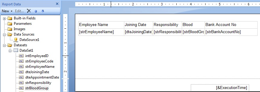 Page break after Specific rows in rdlc reporting - yeasir007