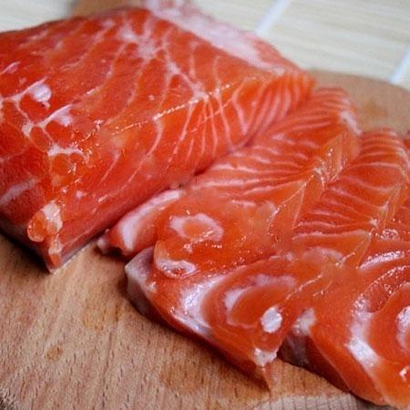 лосось маринованный картинка