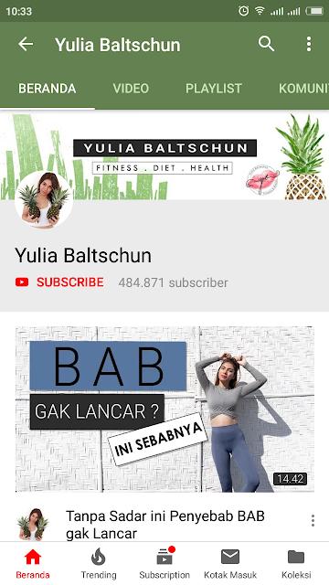 Yulia Baltschun