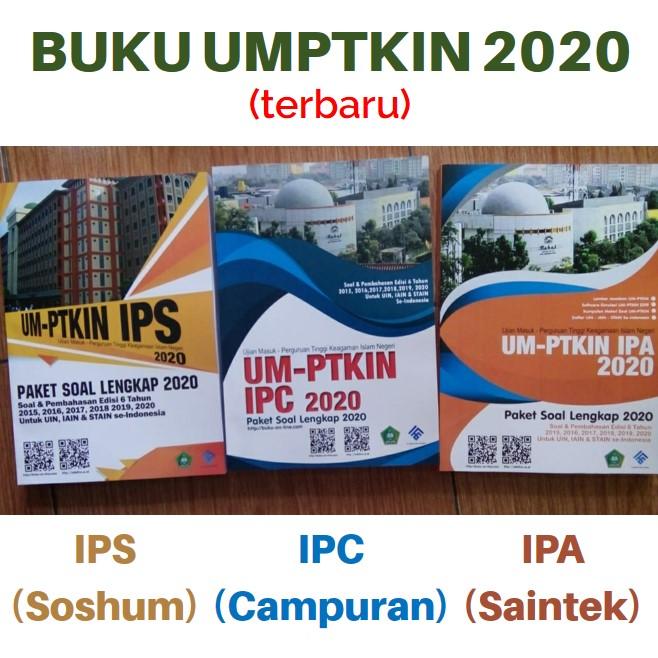 Buku UMPTKIN 2020