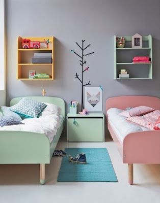 13 ide desain kamar tidur kecil yang inovatif untuk ruang