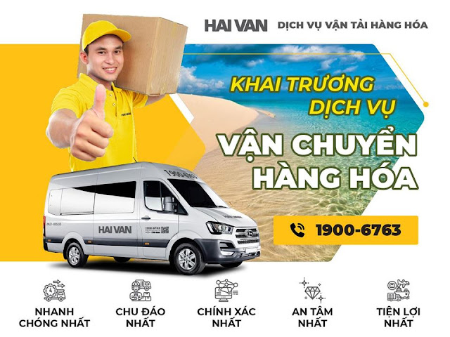 Hải Vân Vũng Tàu khai trương dịch vụ vận chuyển hàng hóa chuyên nghiệp