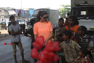 Bollywood Actress Daisy Shah Celetes Valentine's Day  0003.jpg