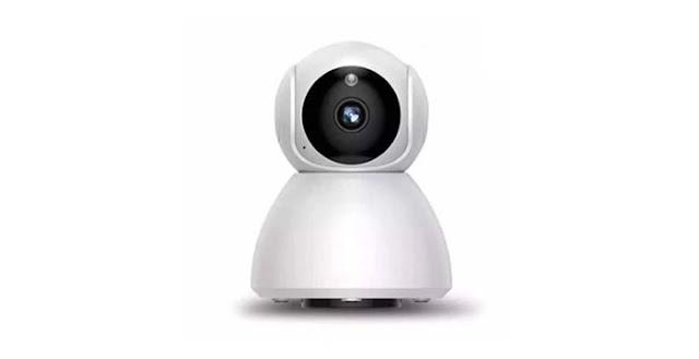 V380 IP Camera Mini 2MP HD 1080P Wireless CCTV WiFi