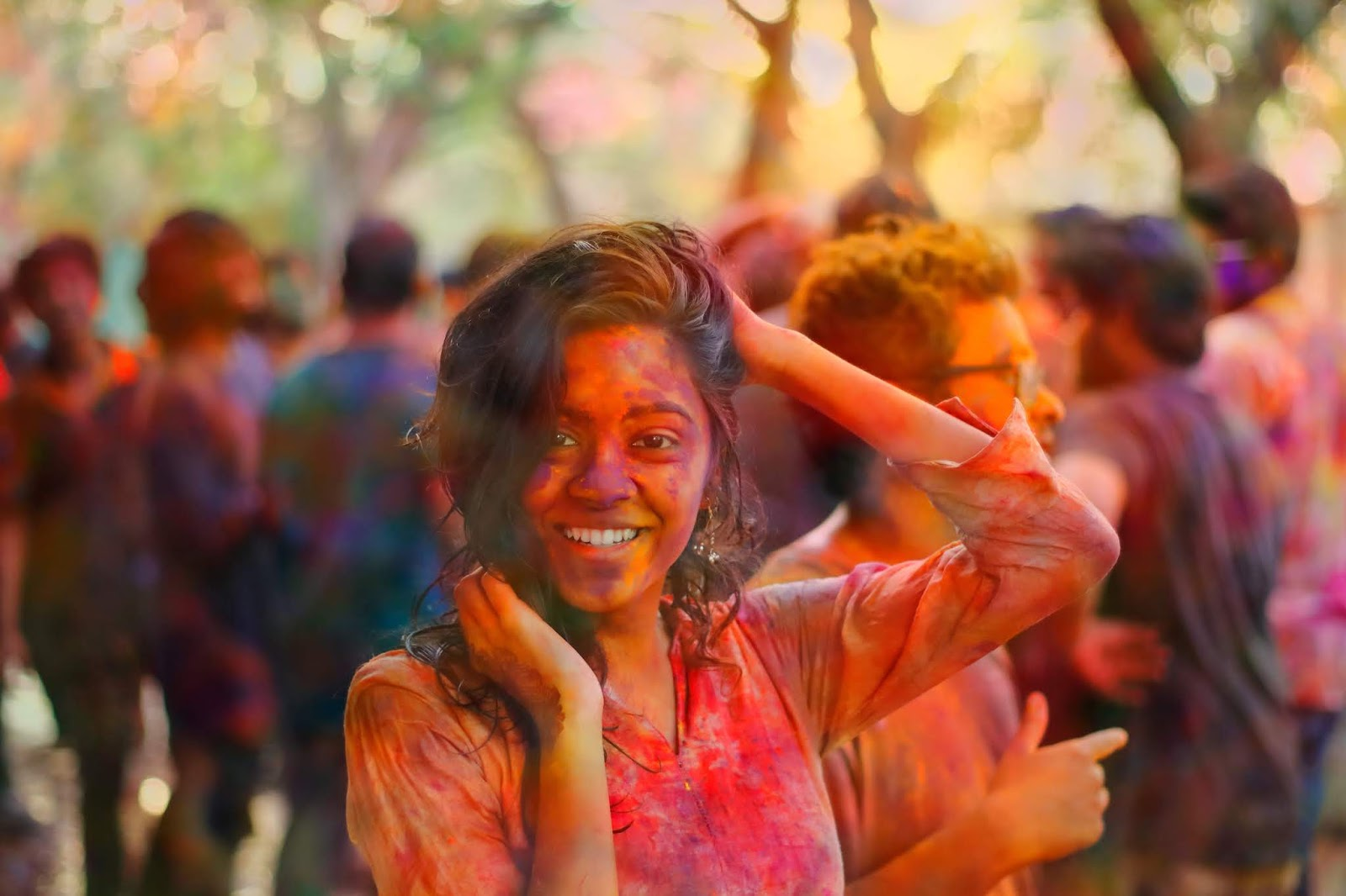 shubham sharma 224917 unsplash - Happy Holi Shayari 2019