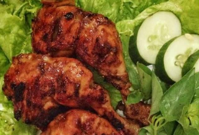 Membuat Ayam Bakar Kecap Yang Nikmat