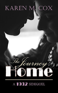 The Journey Home by Karen M Cox