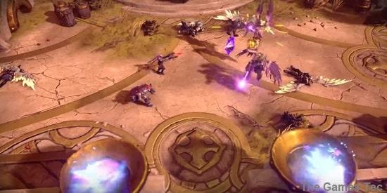 Darksiders Genesis PC | An Action RPG Game Darksiders Genesis for PC Review