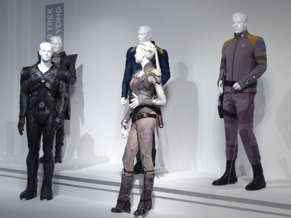 Star Trek Beyond costumes
