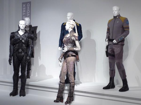 Star Trek Beyond costumes