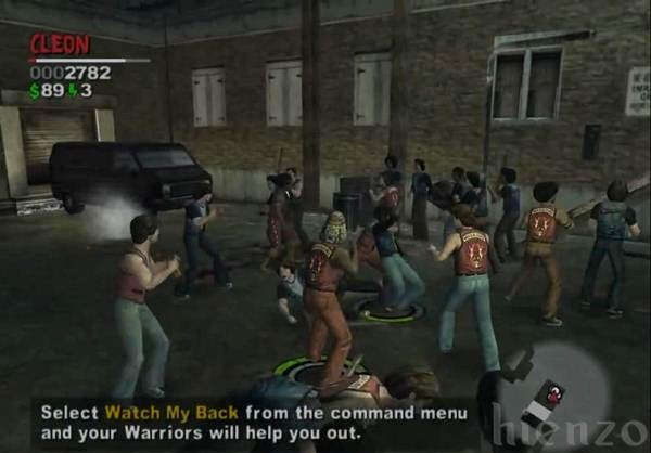 the warrior ps 2