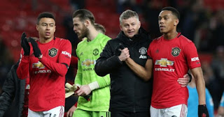 Red Devils scouts keen on Man United coach Solskjaer to bring Super Eagles star to Old Trafford