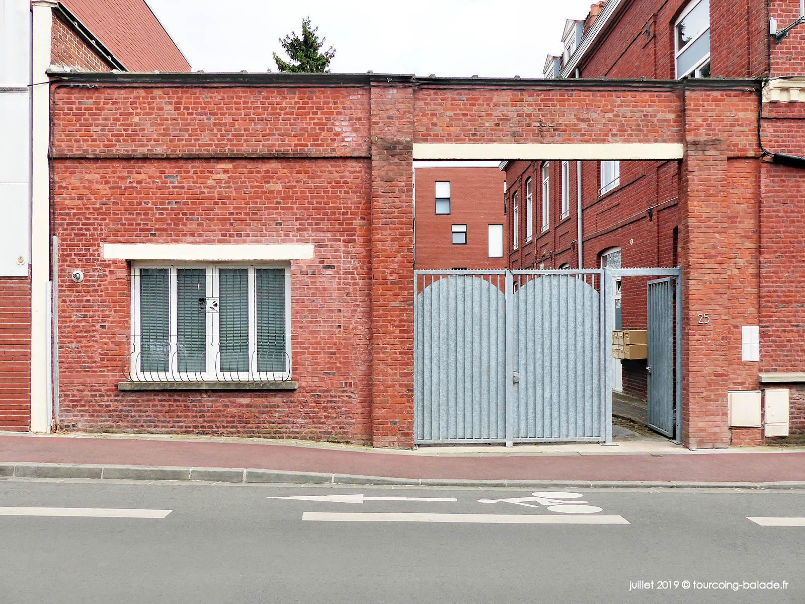 Retorderie Tiberghien Guethem, Tourcoing
