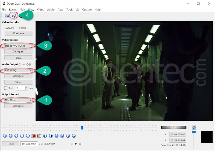 How to Convert TS to MP4 Video?