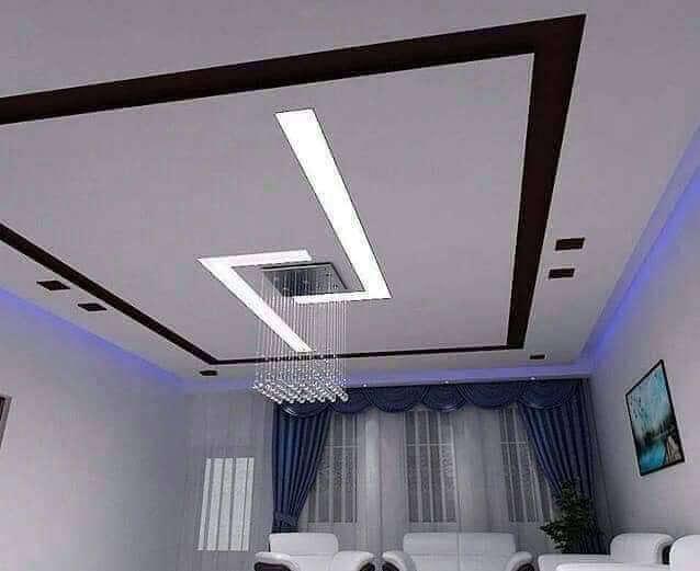 ديكور سقف غرفه نوم