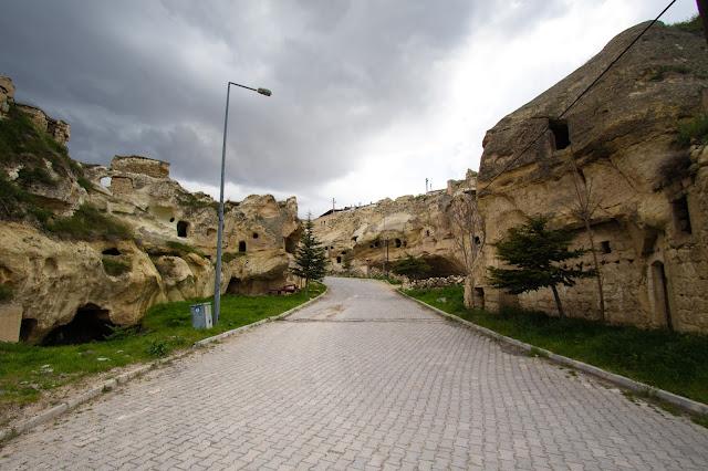 Mustafapasa-Cappadocia