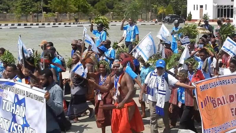Papua-Jadi-Daerah-Pendukung-Israel-Terbanyak-di-Indonesia-Sejumlah-Muslim-Jadi-Ikut-ikutan