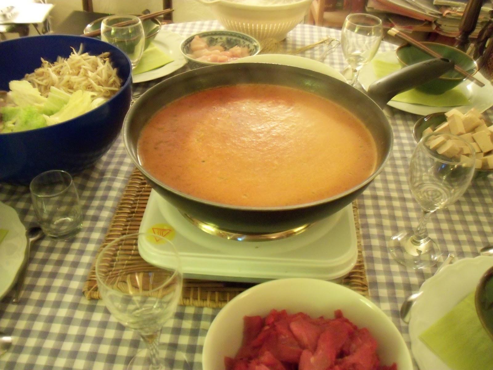 reste viande fondue