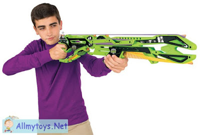 Super Impulse RBS Rubberband Toy Gun Hyperion