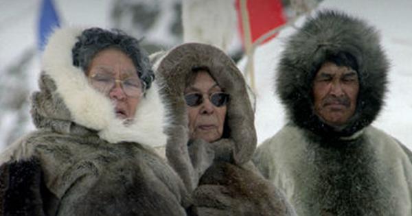 """""""O sol, a lua e a terra, estão mudando"""". Foi o aviso dado pelos anciãos nativos do Ártico à NASA."""