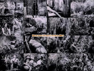 Tarzán y la esclava (1950) Tarzan and the Slave Girl