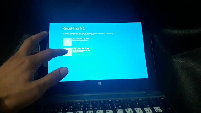 كيفية حل مشكلة automatic repair في windows 10