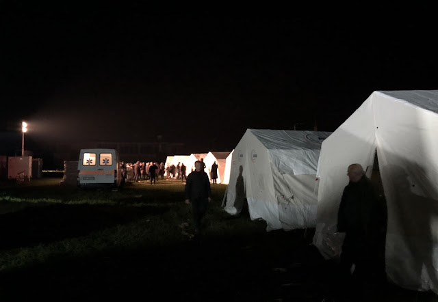 Latest figures: over 10,000 people affected by the earthquake to spend New Year in tents in Albania