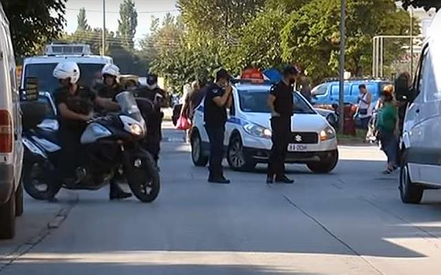 Αστυνομικοί έσωσαν με καρδιοπνευμονική αναζωογόνηση μια 50χρονη γυναίκα