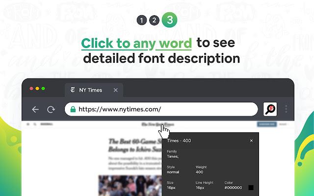 Font chechker