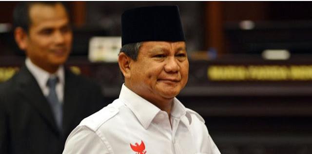 Jika Terjadi Kekosongan Kursi Wapres, Prabowo Sangat Mungkin Jadi Salah Satu Nama Yang Diusulkan