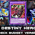 Deck Destiny Hero Fusion  TCG