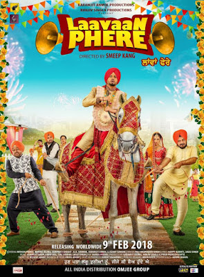 Laavaan Phere 2018 Full Punjabi Movie Download in HD 720p