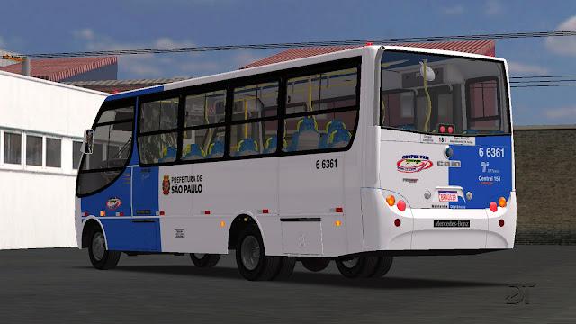 OMSI 2 - Caio Piccolo MB LO-914