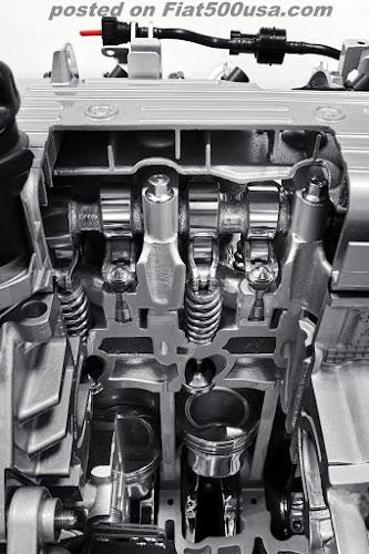 Fiat FireFly Cylinder Head