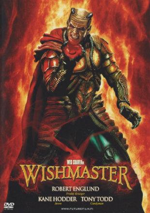 Wishmaster 1997 BluRay 1.2GB Hindi Eng Dual Audio 720p ESub