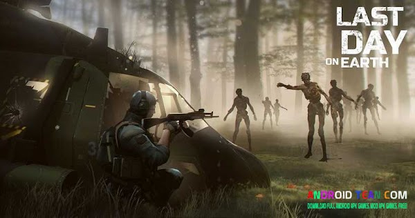 Last Day on Earth Survival 1.11.7 APK (Unlimited Money) No Root) APK